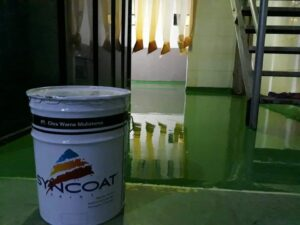 harga epoxy lantai murah