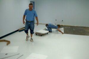 Anti-static epoxy floors (ESD Resistant Floors)