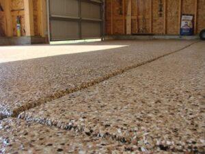 epoxy lantai flake